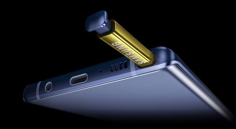 Akce Galaxy Note 9